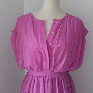 J. Crew Dresses - Pink J. Crew A-line Dress